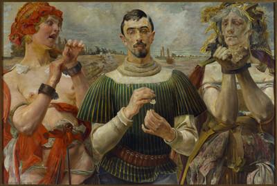 Polish Hamlet - Portrait of Aleksander Wielopolski