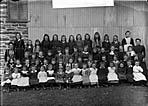 [Maes-llyn school, Llangynllo (Cer)]
