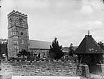 church, Llanfair Caereinion]