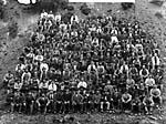 [Workers at Glyndyfrdwy quarry, Corwen]