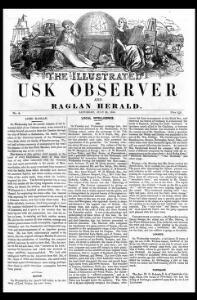 The illustrated Usk observer and Raglan herald