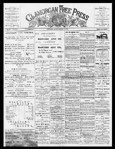 Glamorgan free press