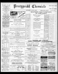 The Pontypridd chronicle and workman's news