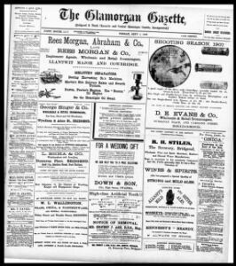 The Glamorgan gazette