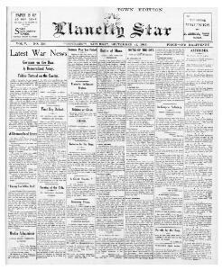 Llanelly star