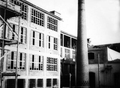 Pelhřimovská textilní továrna