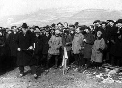 Pražské obecní plynárny 1867 - 1927