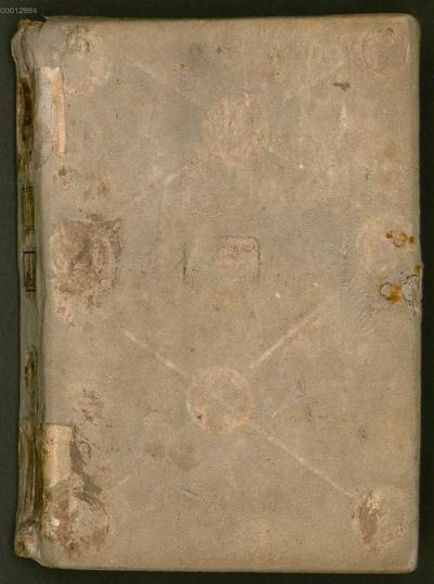 Grammatische Sammelhandschrift - BSB Clm 6411