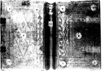 Augustini expositio super epistolas Johannis [u.a.] - BSB Clm 13581