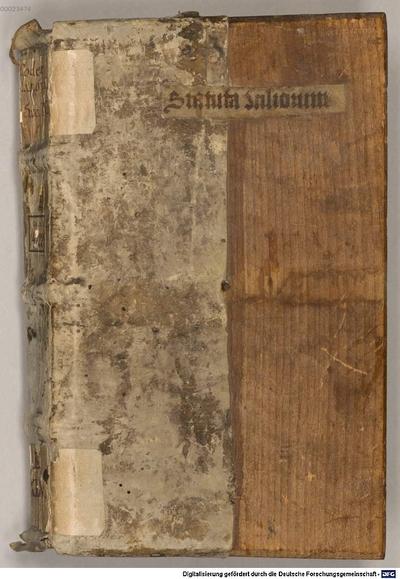 Collectio canonum Dionysio-Hadriana - BSB Clm 14422
