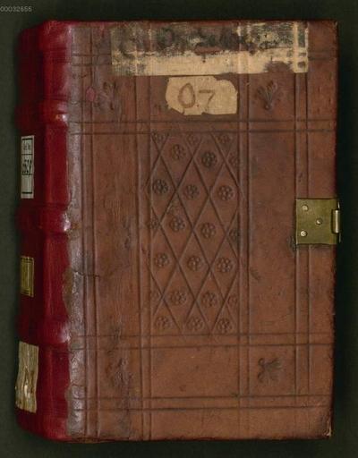 Homiliae in Evangelia - BSB Clm 6329. Vita S. Marinae. Homiliae / Augustinus