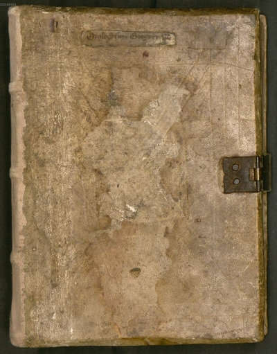 Vitas patrum sive Verba seniorum [u.a.] - BSB Clm 6293