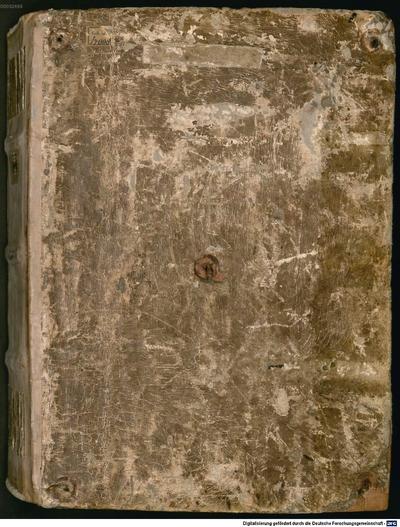Collectio canonum Dionysiana adaucta - BSB Clm 14008