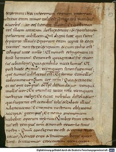 Biblia, AT. Libri sapientiales - BSB Clm 29265(6