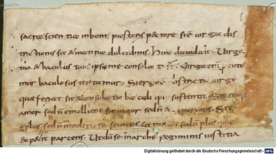 Liber regulae pastoralis (Pars II) - BSB Clm 29400(4