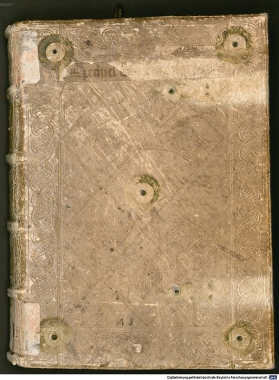 Biblia sacra (Ezechiel. Daniel. XII prophetae minores) - BSB Clm 14197