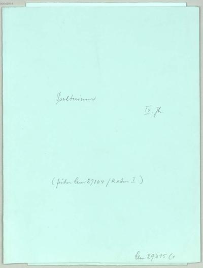 Psalterium - BSB Clm 29315(1