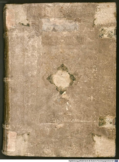 Breviarium in Psalmos (CI - CL) - BSB Clm 14314
