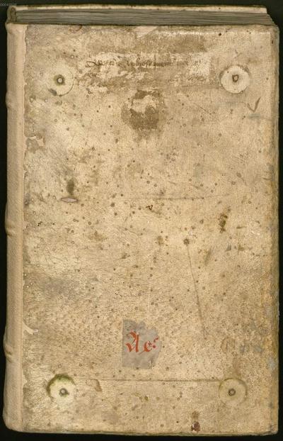 Expositio S. Ambrosii in Luca evangelista - BSB Clm 9543. Psalle modulamina laudis (mit Neumen)