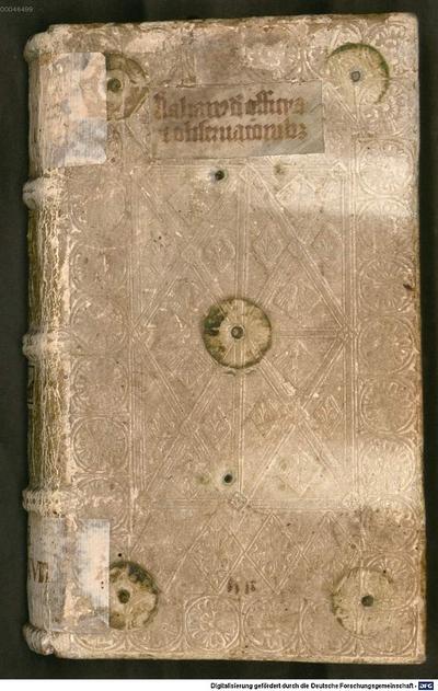 De institutione clericorum libri duo, quorum alter conflatus ex libris II et III [u.a.] - BSB Clm 14405