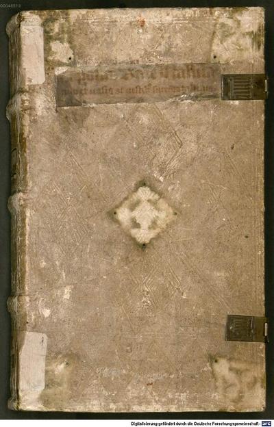Bedae de tabernaculo et vasis eius ac vestibus sacerdotum libri III - BSB Clm 14390