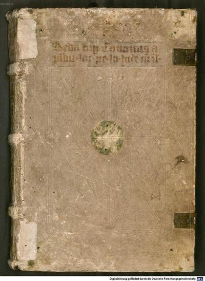 In epistulas catholicas - BSB Clm 14385