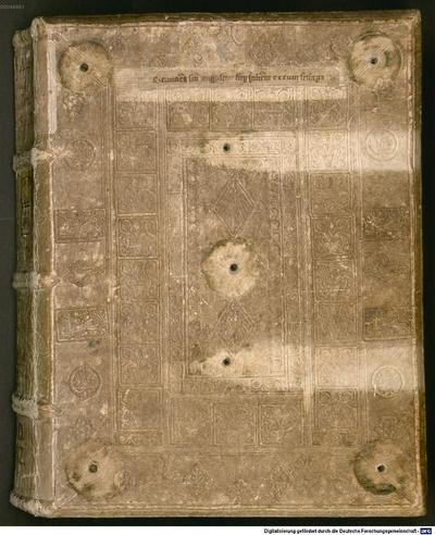 Tractatus in evangelium Iohannis (XXX – CXXIV; abbreviatio) - BSB Clm 14286