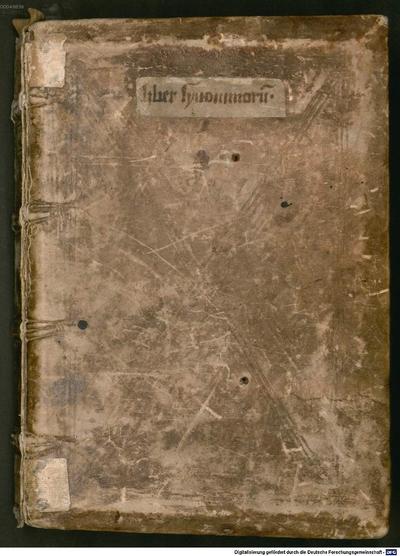 Grammatische Sammelhandschrift - BSB Clm 14252