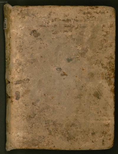 Historia Romana - BSB Clm 3516. Sermo in Joseph / Ephrem