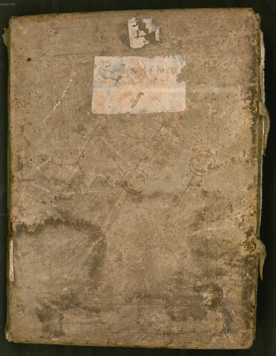 Collectiones in Epistulas et Evangelia - BSB Clm 6210. Glossar