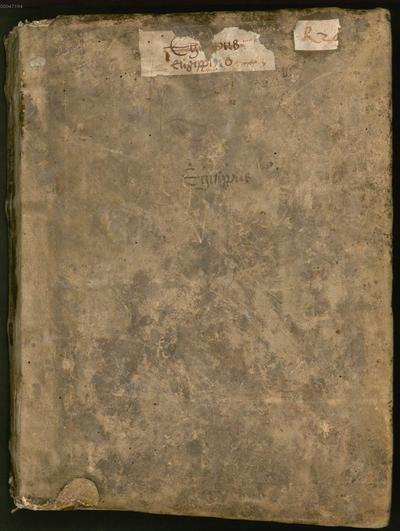 Excerpta ex operibus Augustini - BSB Clm 6247