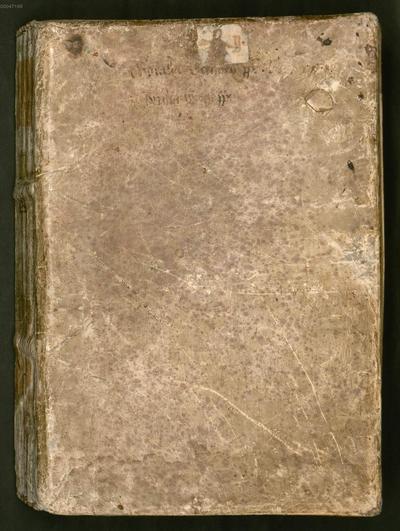 Moralia in Iob (Pars V - VI) - BSB Clm 6252