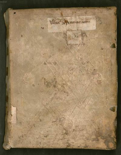 In librum Numerorum - BSB Clm 6261
