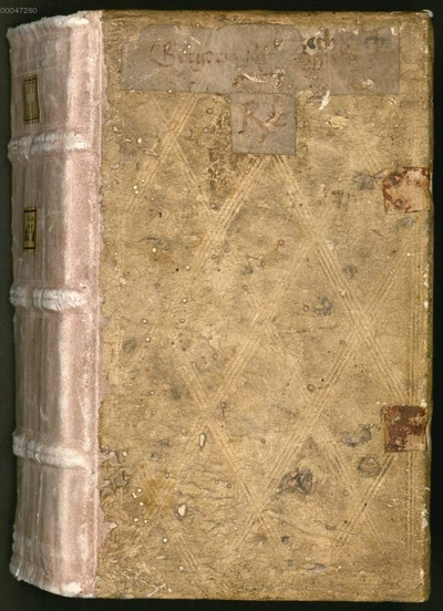 Homiliae in Ezechielem - BSB Clm 6316