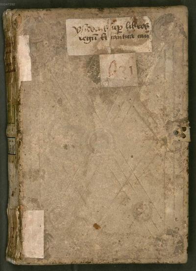 In libros Regum - BSB Clm 6319. Homiliae in Canticum canticorum / Origenes