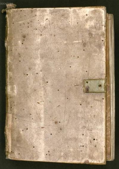 Vitas patrum - BSB Clm 6393. Vita SS. Hilarionis, Malchi, Pauli / Hieronymus. Vita beati Antonii (unvollständig) / Athanasius