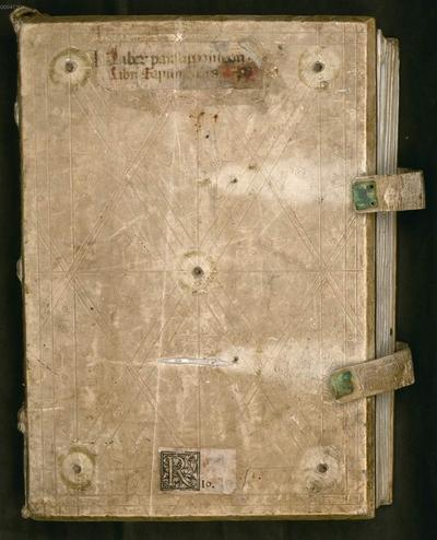 Teil eines Alten Testamentes - BSB Clm 18036