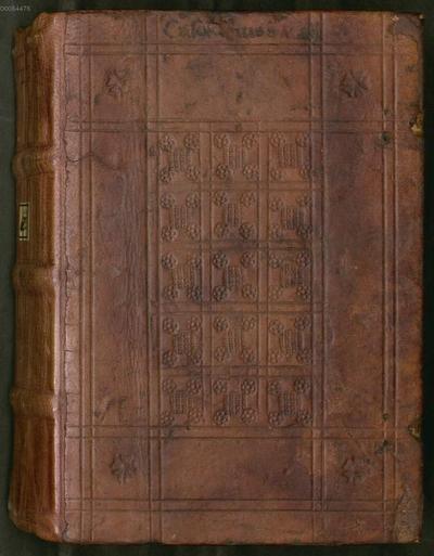 Expositio in Evangelium Matthaei - BSB Clm 6233. Homiliae