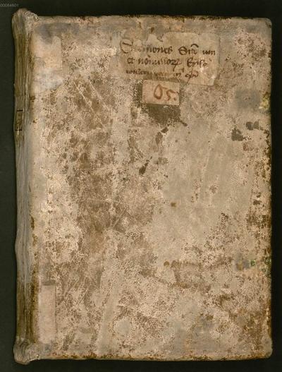 Ratherii episcopi Veronensis translatio S. Metronis, epistolae, sermones [u.a.] - BSB Clm 6340