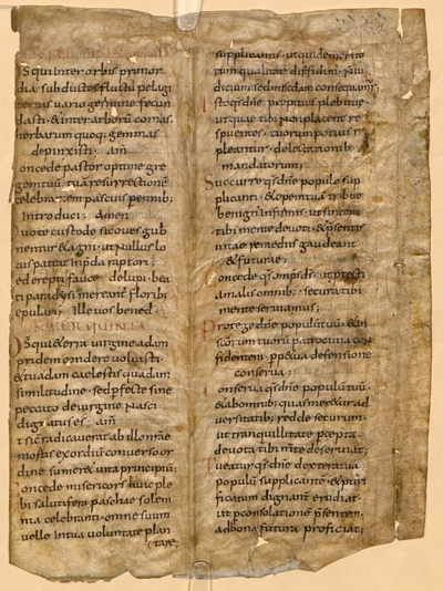 Pontificale - BSB Clm 29304(1