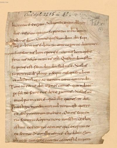 Liber scintillarum - BSB Clm 29392(1