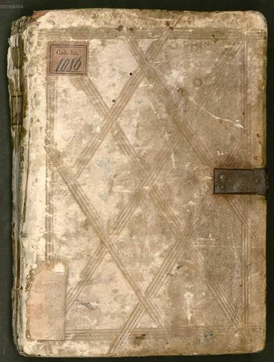 S. Bonifatii vita a Willibaldo conscripta - BSB Clm 1086. Vita S. Wunnibaldi. Vita S. Willibaldi