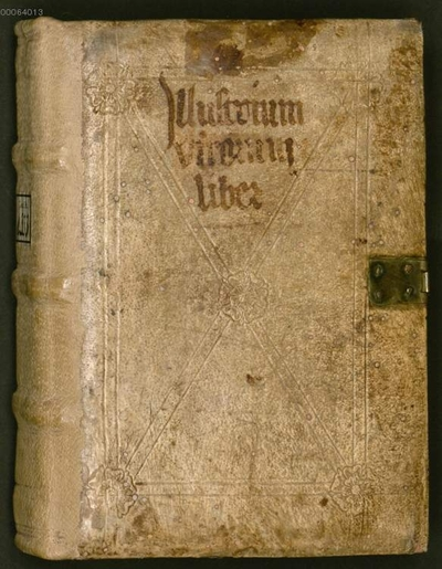 Hieronymi et Gennadii liber virorum illustrium - BSB Clm 6333