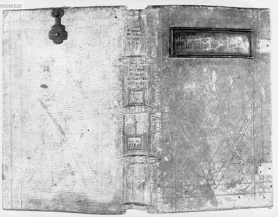 Definitio ecclesiasticorum dogmatum, liber falso Augustino, ab aliis Gennadio adscriptus. Fides S. Augustini adversus omnes hereticos, i. e. symbolum [u.a.] - BSB Clm 15818