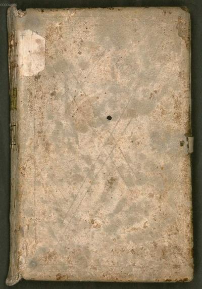 Sententiae variae patrum - BSB Clm 6433. Synonyma / Isidor. Kleinere patristische Texte (Schluß fehlt)