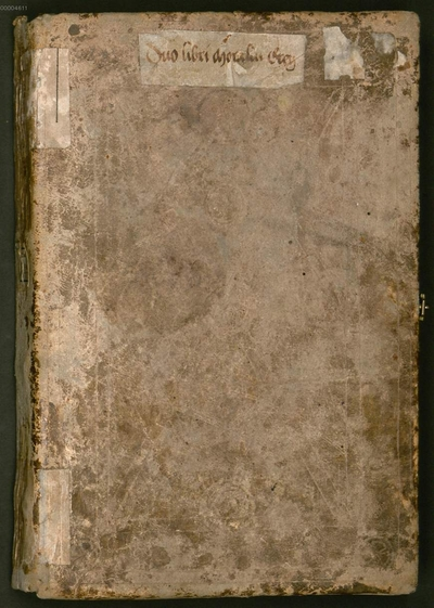 Moralia in Job, pars VI (fragmentum) - BSB Clm 6297