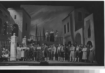 Carmen, 1955, Státní divadlo Ostrava 48-95