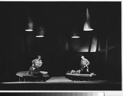 Ze života hmyzu, 1961, Divadlo Oldřicha Stibora Olomouc 58-74