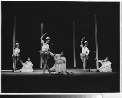 Zdravý nemocný, 1963, Divadlo Oldřicha Stibora Olomouc 58-74