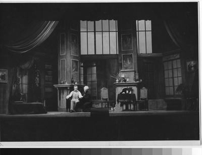 Strašidla, 1955, Krajské oblastní divadlo Olomouc 48-58
